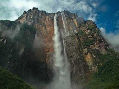 Самый высокий водопад на Земле