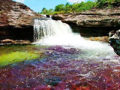 Самая красивая река в мире - Каньо Кристалес