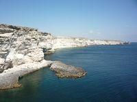 Морской залив Донузлав в Крыму и его особенности