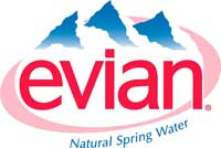 Вода Evian (вода Эвиан)