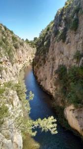 Горная река в Испании