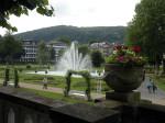 Термальный курорт Германии Бад Киссинген
