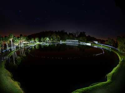 Самое маленькое озеро в мире - Сарасота фото 3