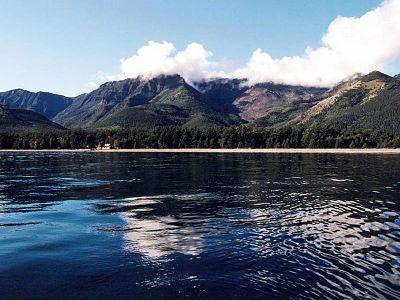 Вид на озеро Малави