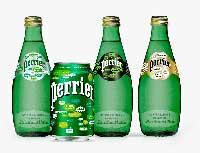 Минеральная вода «Perrier»