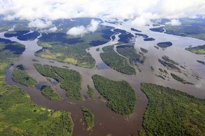 Амазонка – самая длинная река на Земле Фото 2