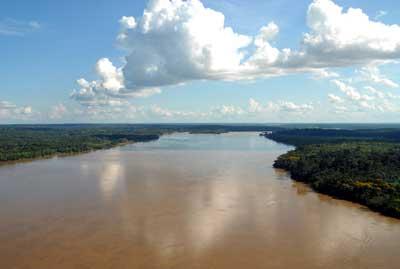 Амазонка – самая длинная река на Земле Фото 3