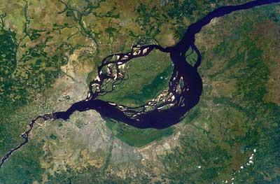 Cамая глубокая река в мире Конго фото2