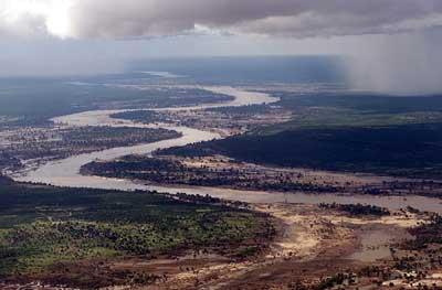 Cамая глубокая река в мире Конго фото3