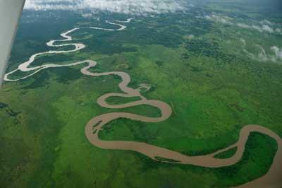 Cамая глубокая река в мире Конго фото4