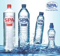 Минеральная вода Спа (SPA)
