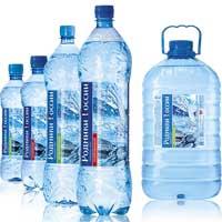 Питьевая вода Родники России