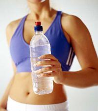 Вода как средство похудения