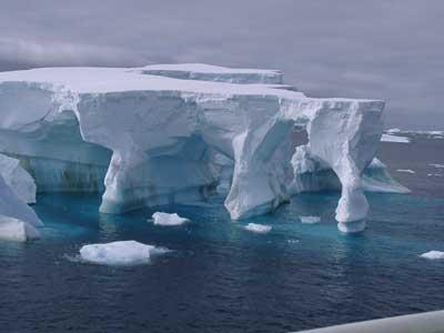 Самое холодное море фото4